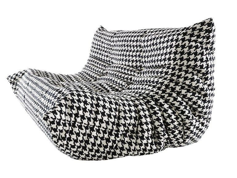 Upholstered Fabric Sofa Togo Togo Collection By Roset Italia