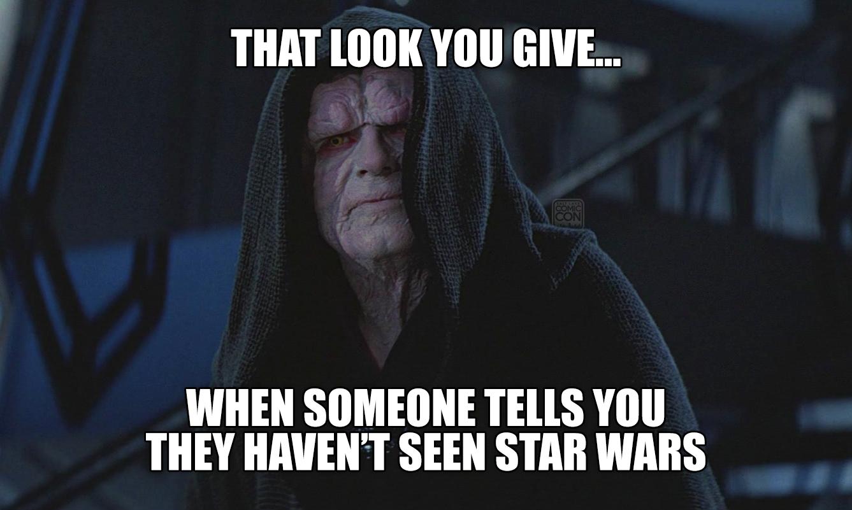 Welcome Them To The Dark Side Starwars Star Wars Memes Star Wars Humor Star Wars Fandom