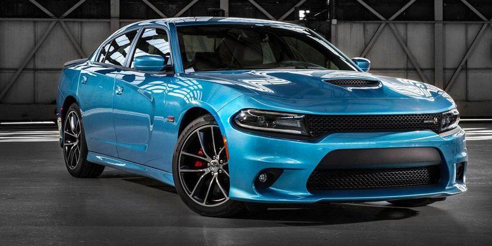 2018 Dodge Charger may get twin turbo V6 - http://carsintrend.com ...