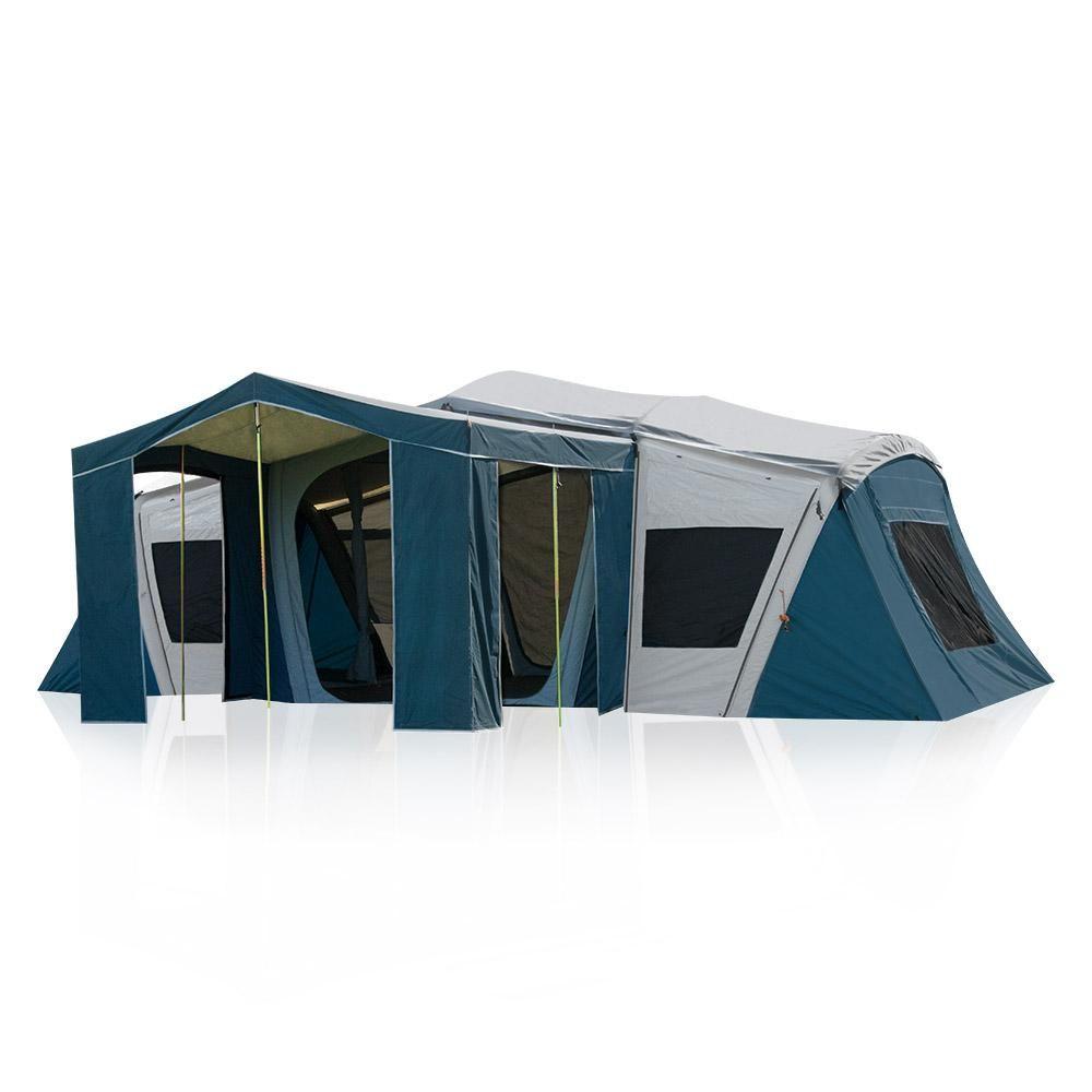 Sierra Air Canvas 3-Room Family Tent i 2020