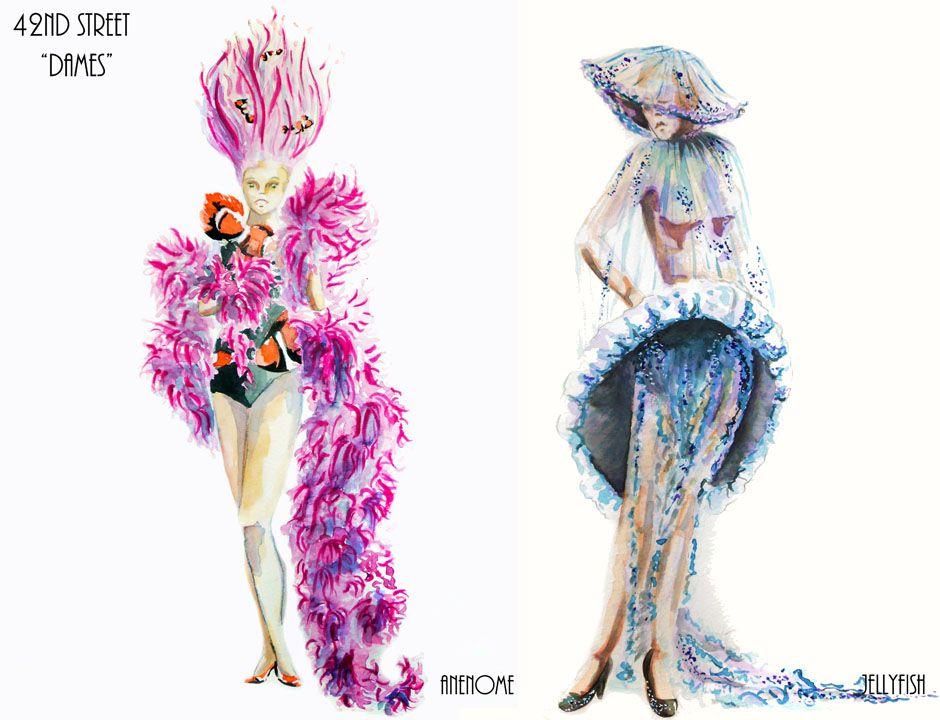 Genevieve V Belleru0027s Portfolio Costume Design Costume Designs - costume design resume