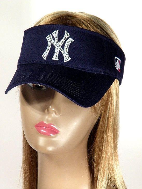 e35c3dfcc7b4e amazon new york yankees visor hat 883d4 37d6c