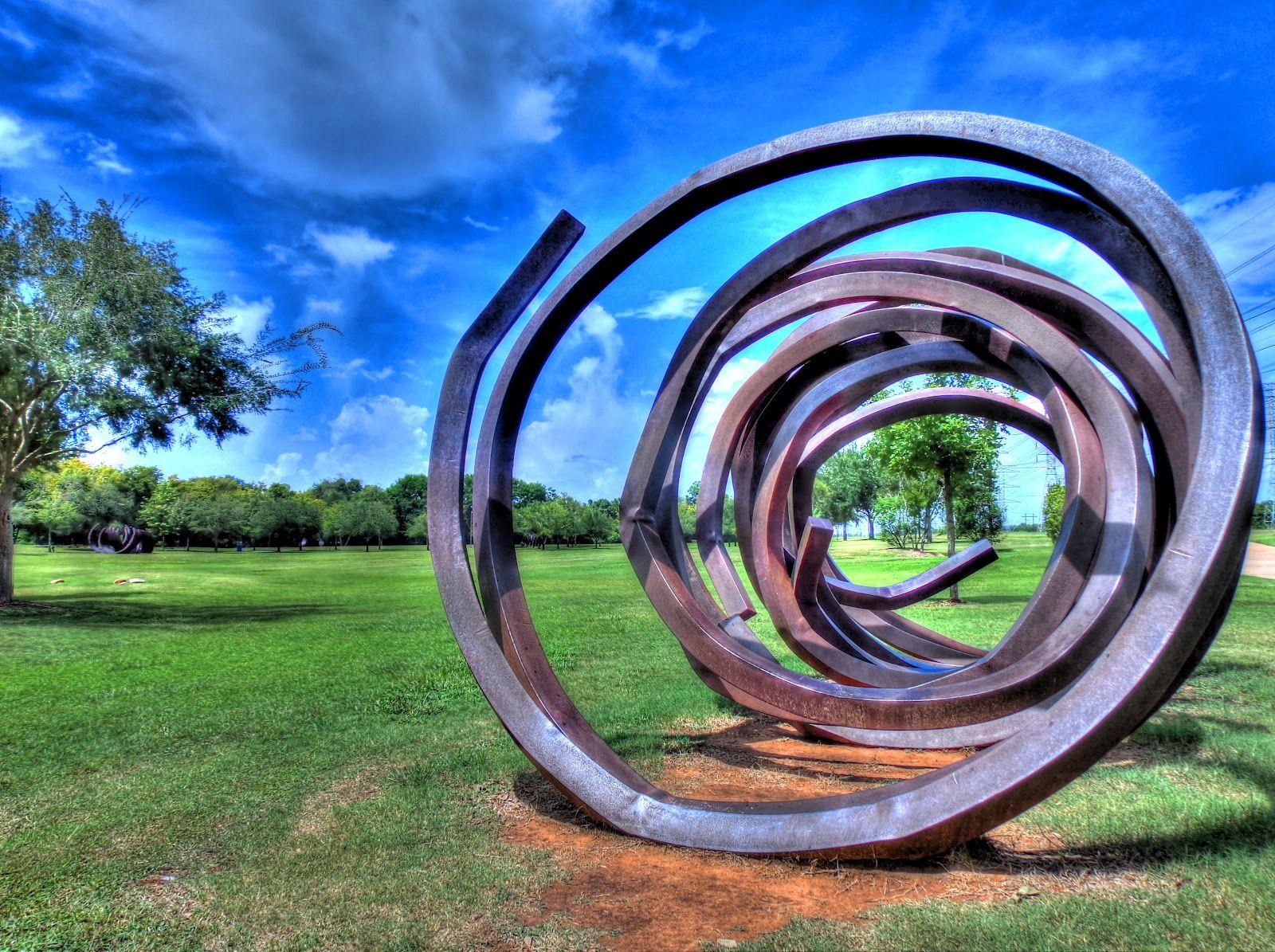 best ideas about sugar land sugar land texas spiral 1 iron art work oyster creek park sugar land texas