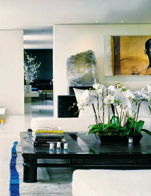 Celebrity Homes: Donna Karan /New York/