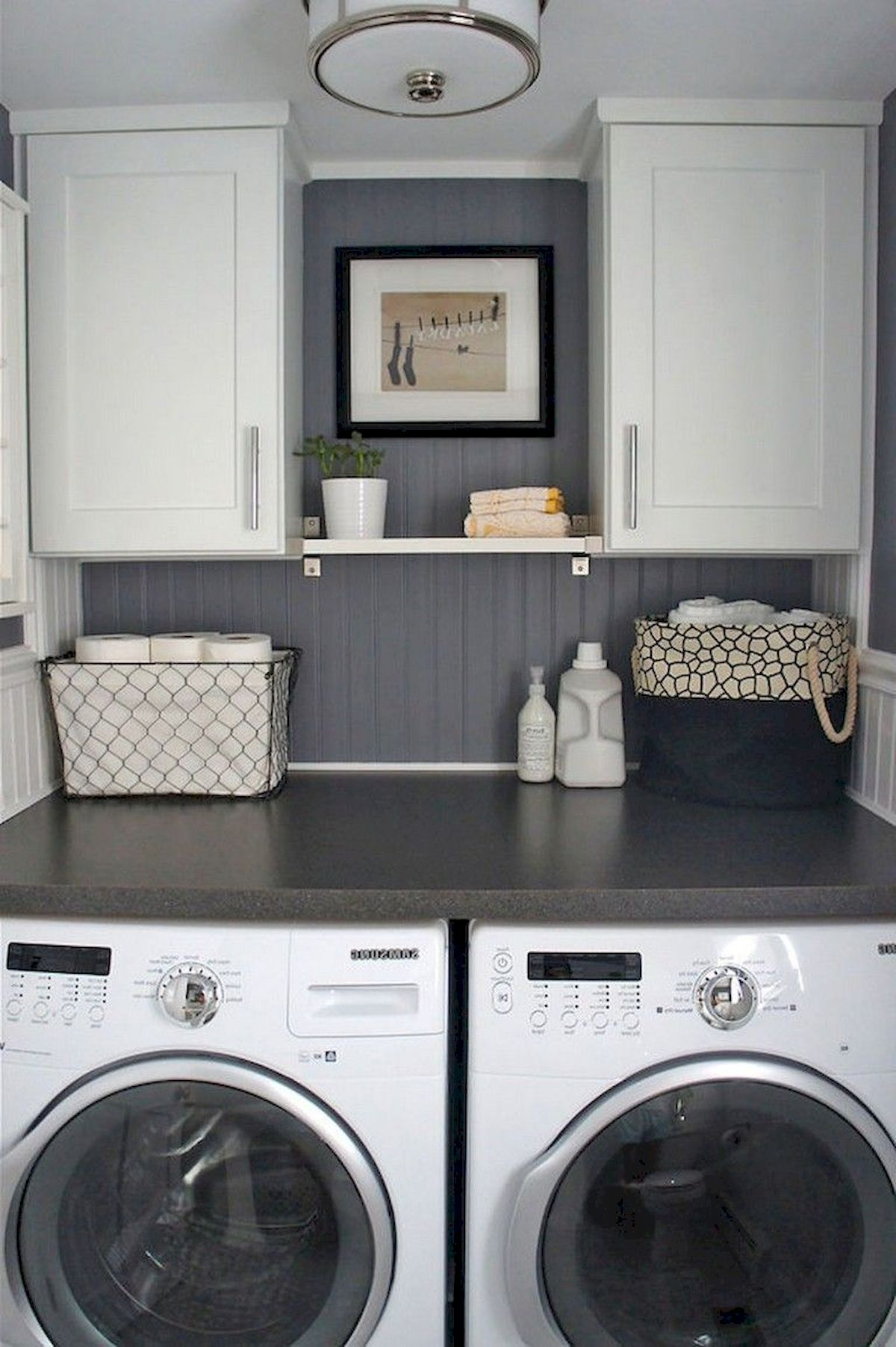 40 inspiring simple and awesome laundry room ideas on effectively laundry room decoration ideas easy ideas to inspire you id=69157