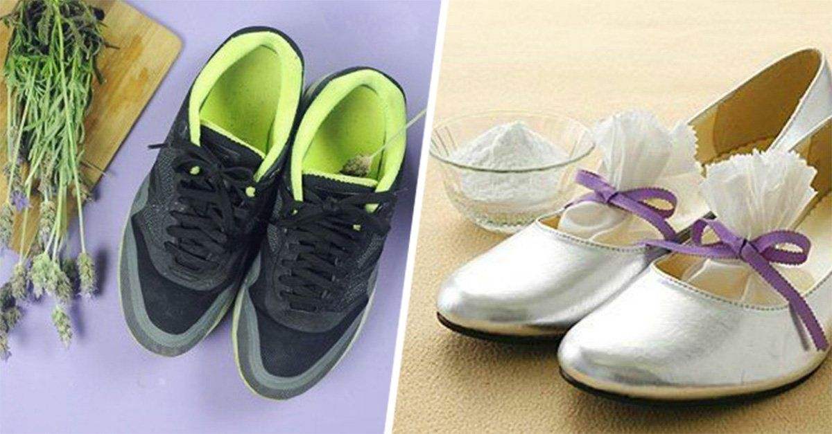 Trucos Para Quitar El Mal Olor De Tus Tennis Y Tus Flats Mal Olor Zapatos Quitar Olor De Pies Cómo Agrandar Zapatos