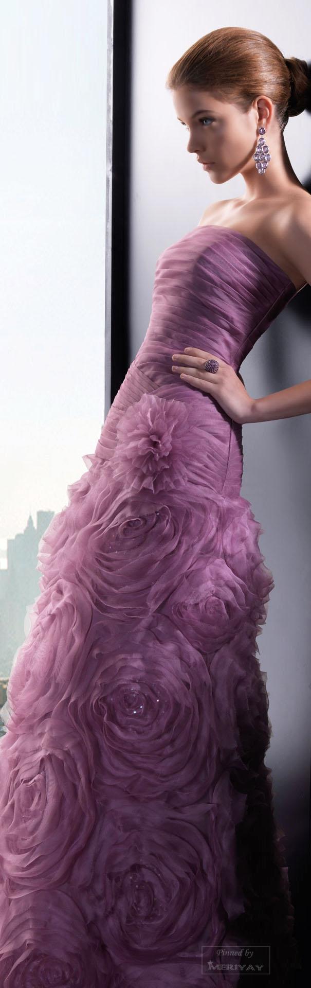 Rosa Clara.   Things to Wear   Pinterest   Vestidos de fiesta, Ropa ...