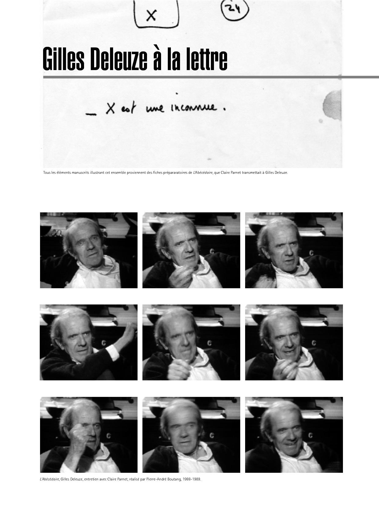 L Abecedaire De Gilles Deleuze Film Movie Posters Movies