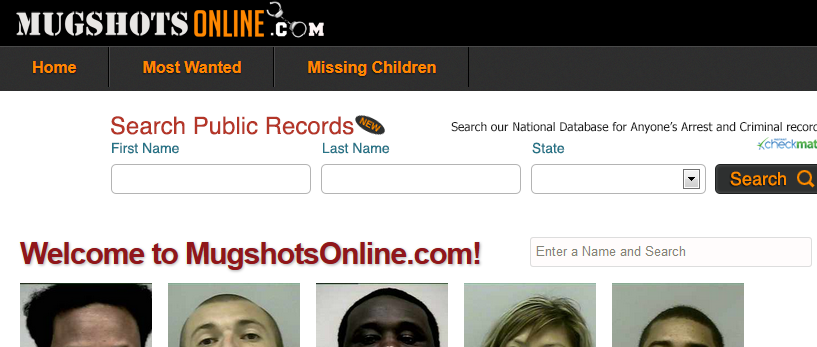 Homepage - Mugshots Online (mugshotsonline com) | Mugshot Removal
