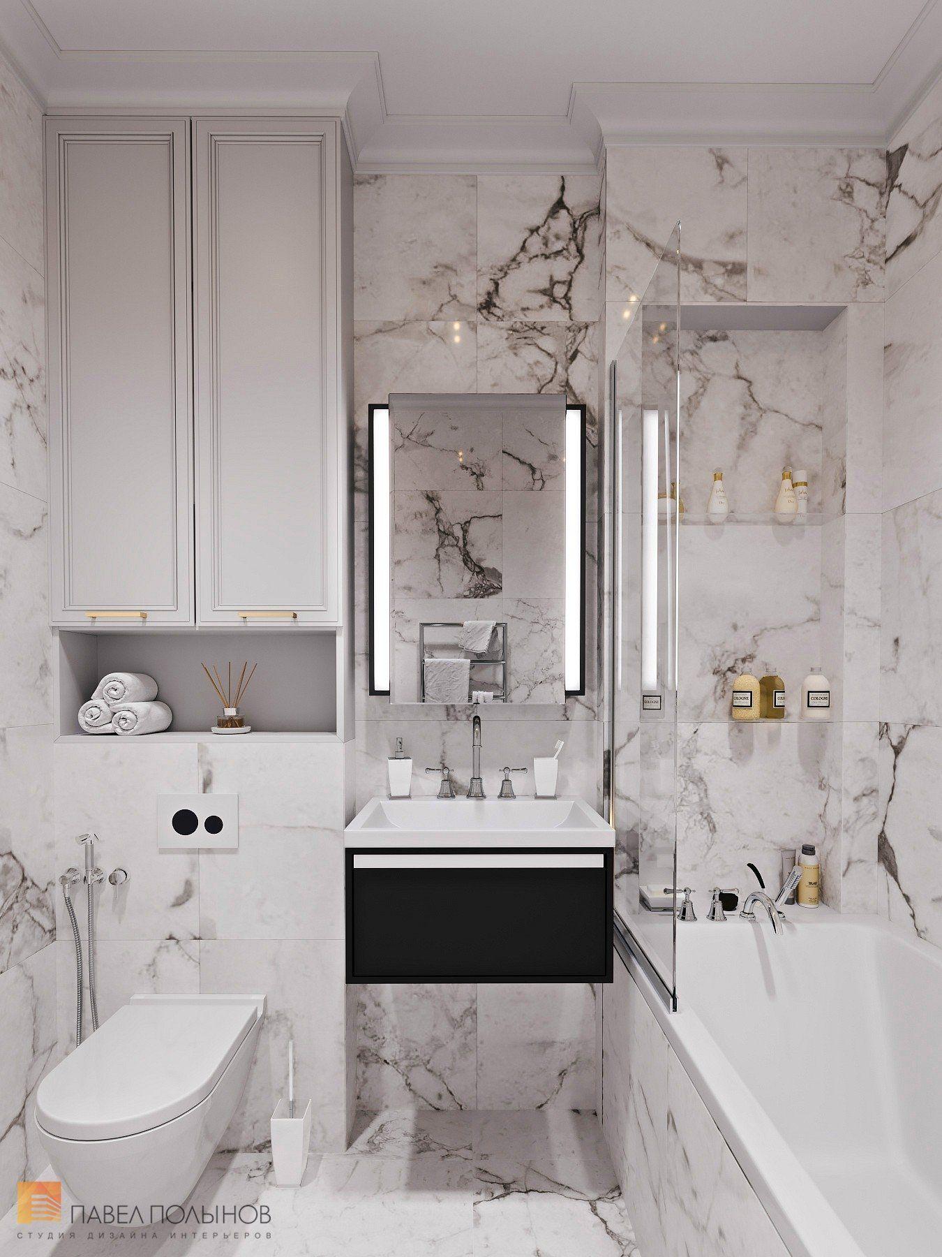 Ванные комнаты в современном стиле фото - 450 тыс - идеи дизайна ванной
