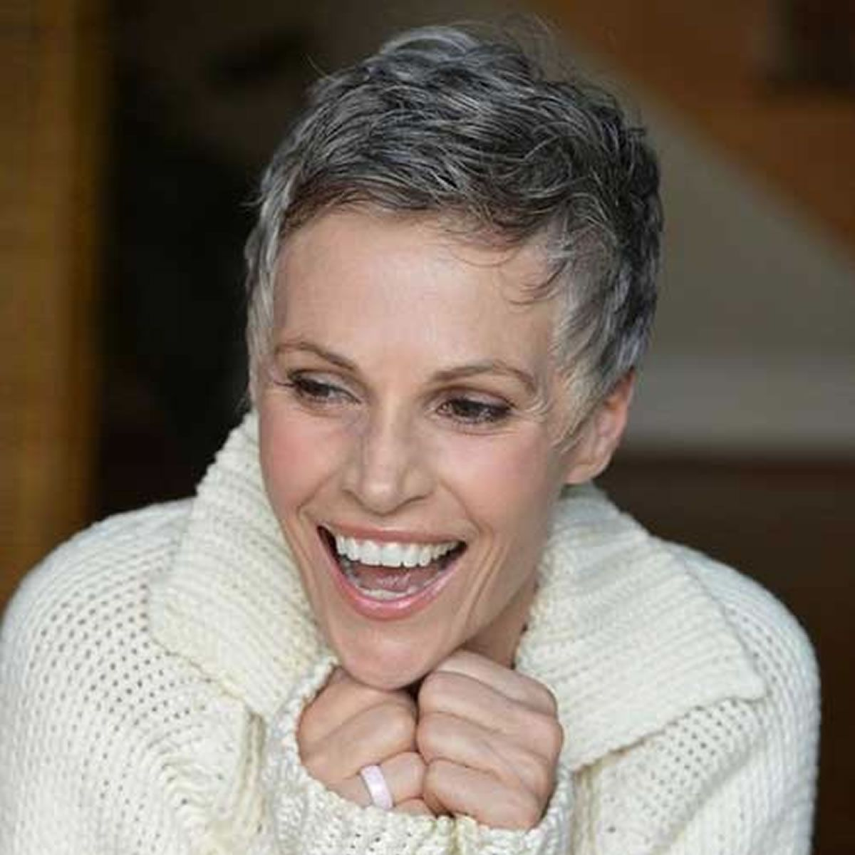 Very stylish short haircuts for older women over   Fashion Trends