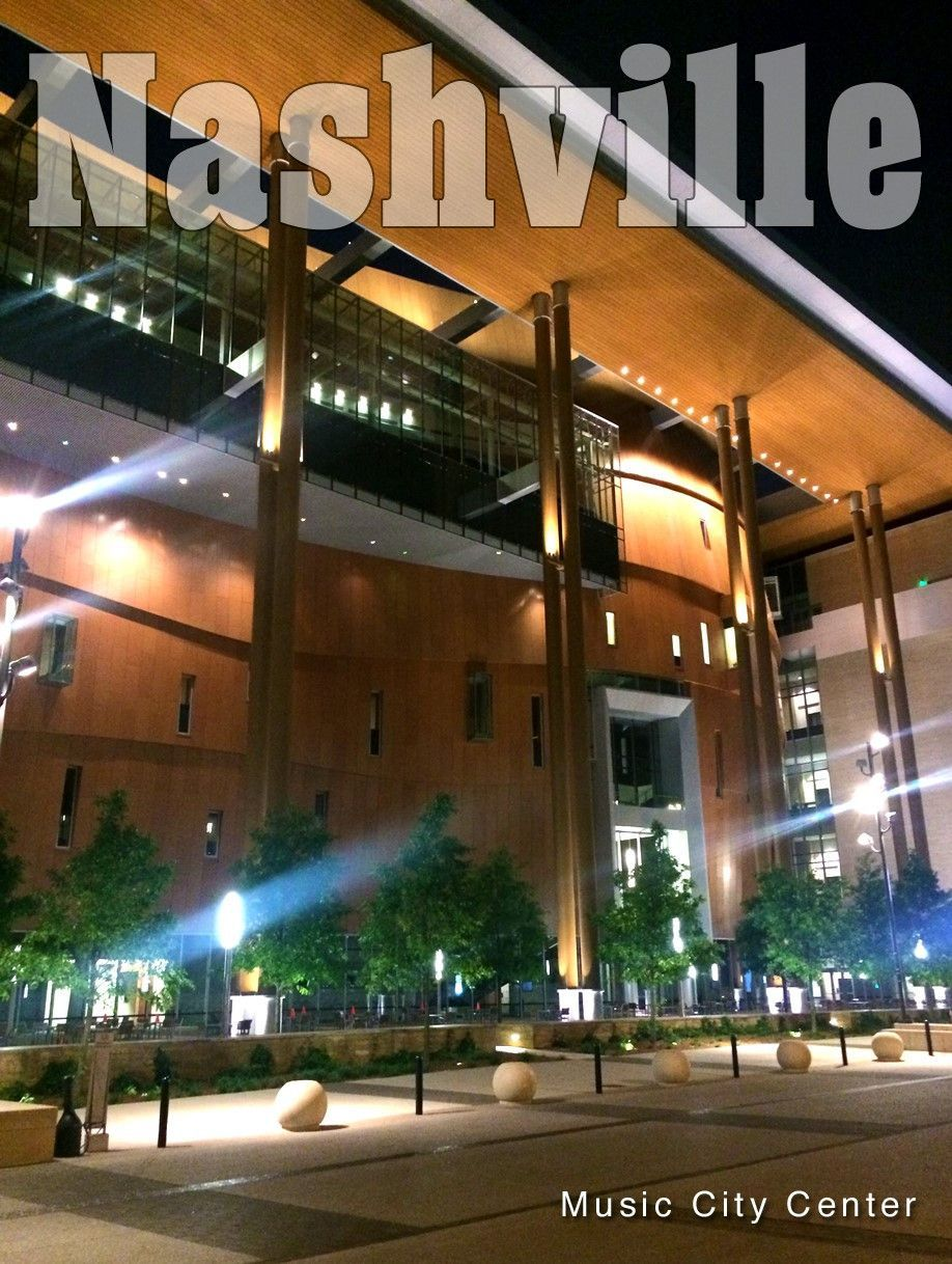 Nashville Photo Magnet Music City Center With Images Nashville Nashville Tennessee Dream City