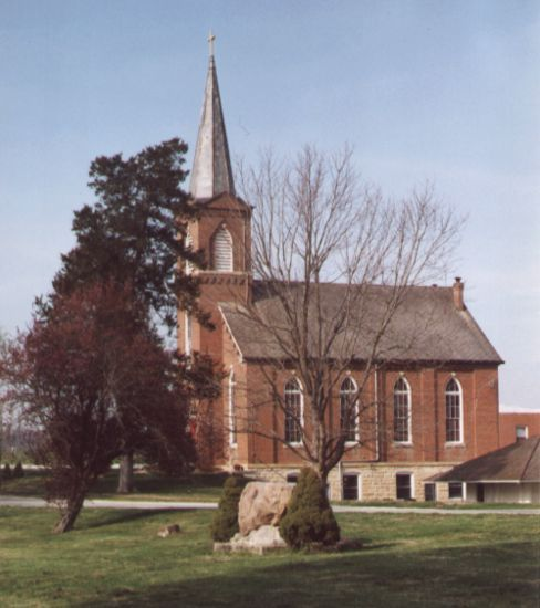 Holstein Mo Church With Images House Styles Church Franklin
