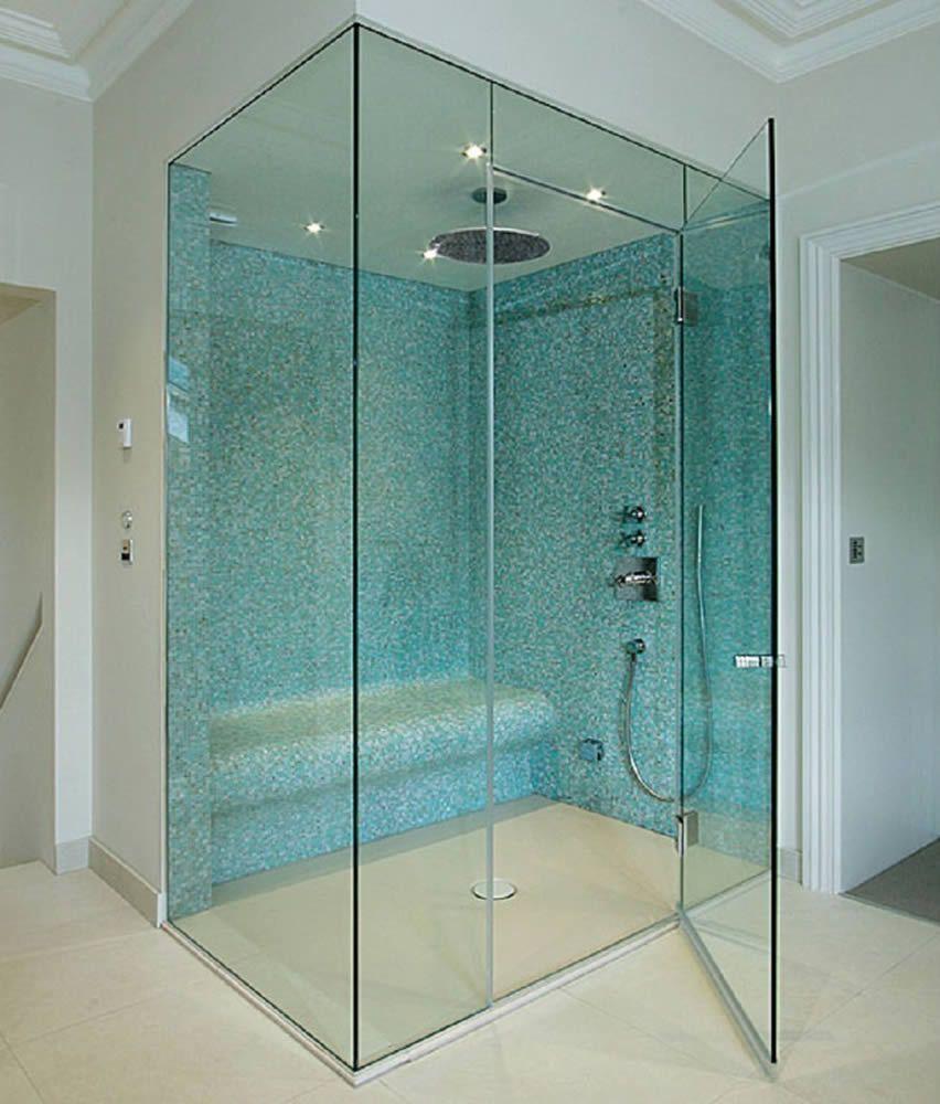 Atlanta Frameless Shower Doors Installed By Superior Shower Doors Of