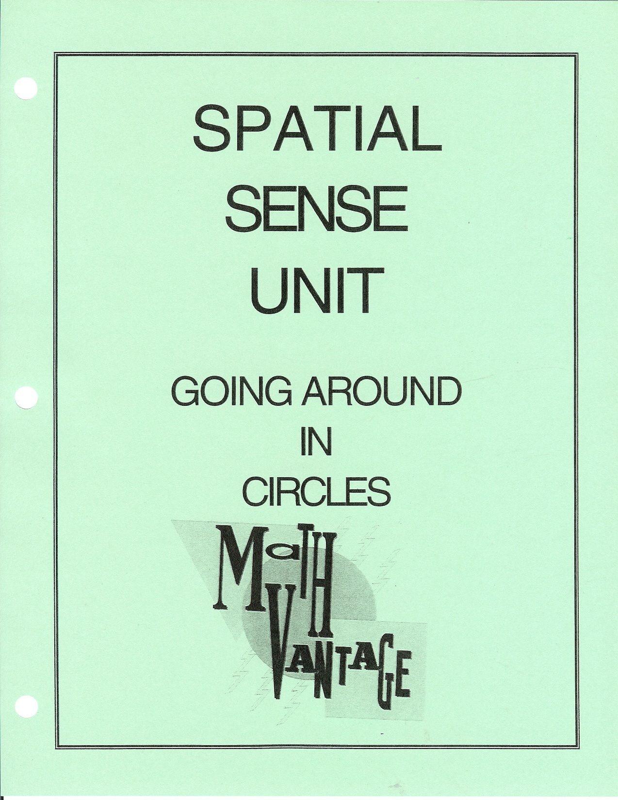 Spatial Sense Unit Going Around In Circles