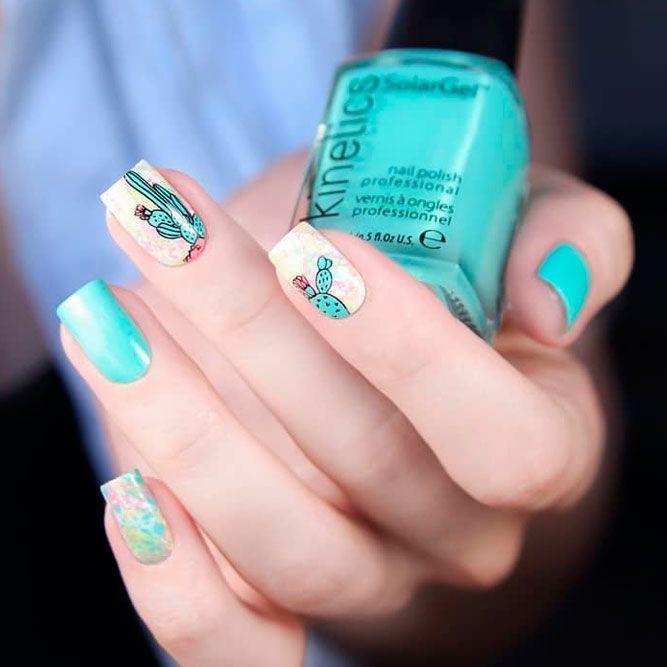 35+ Totally Hip Summer Nail Designs Ihre Freunde werden beneiden