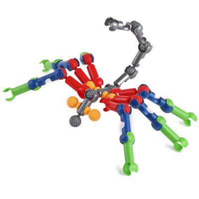 Hoy con el 59% de descuento. Llévalo por solo $55,100.Sistema del juguete niños edificio bloque.