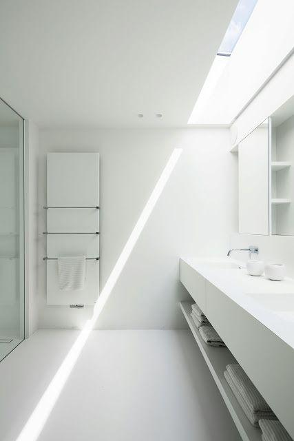 simplicity love: House V, Belgium   Francisca Hautekeete Architectuur