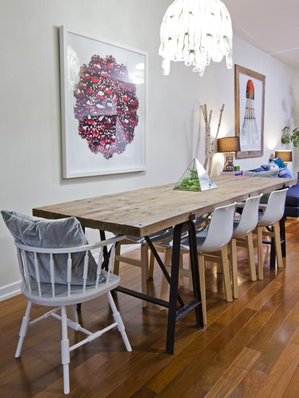 Lovely Eclectic Modern Dining Room | Eclectic | Dining Rooms | Cortney And Robert  Novogratz : Designers Part 4