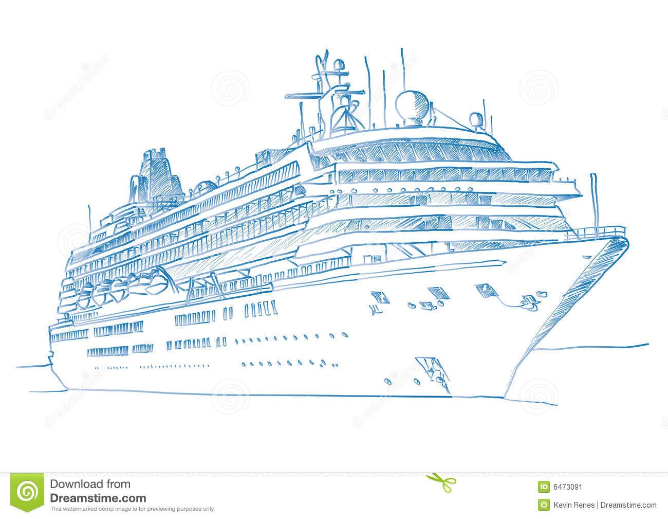 cruise ship drawing ship drawing ship sketch sketches