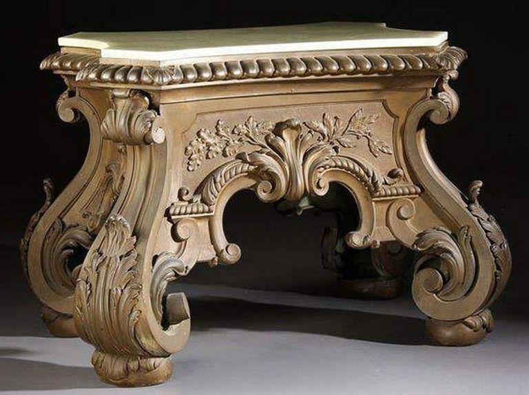 Преимущества деревянной резной мебели