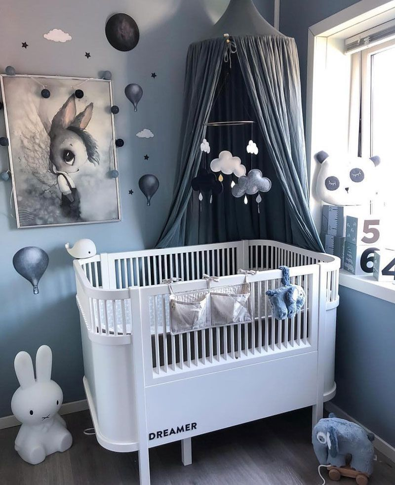 Nursery Trends for 2019 – by Kids Interiors