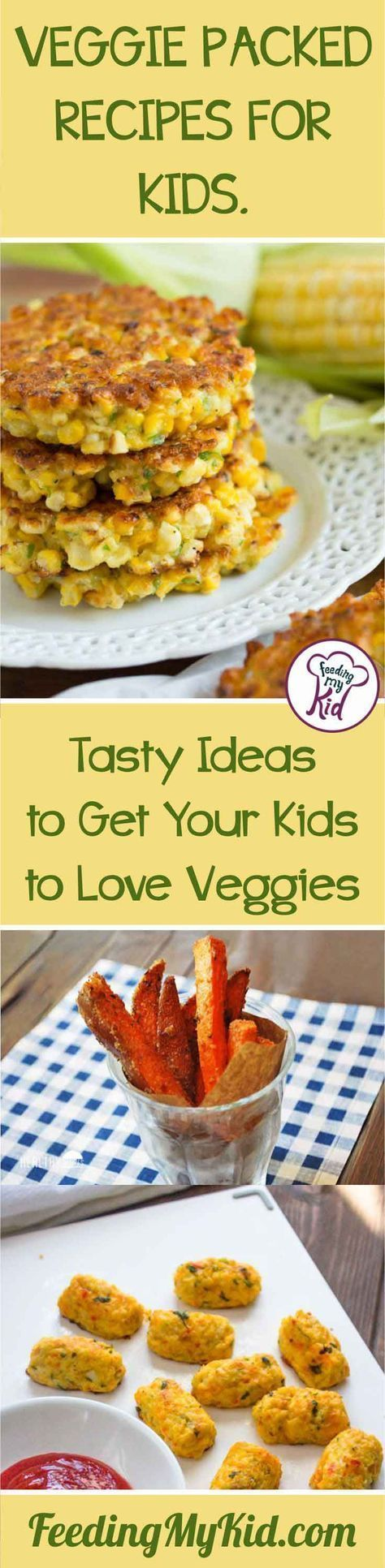 Recipes for Kids That are Healthy and Taste Great, Too! -
