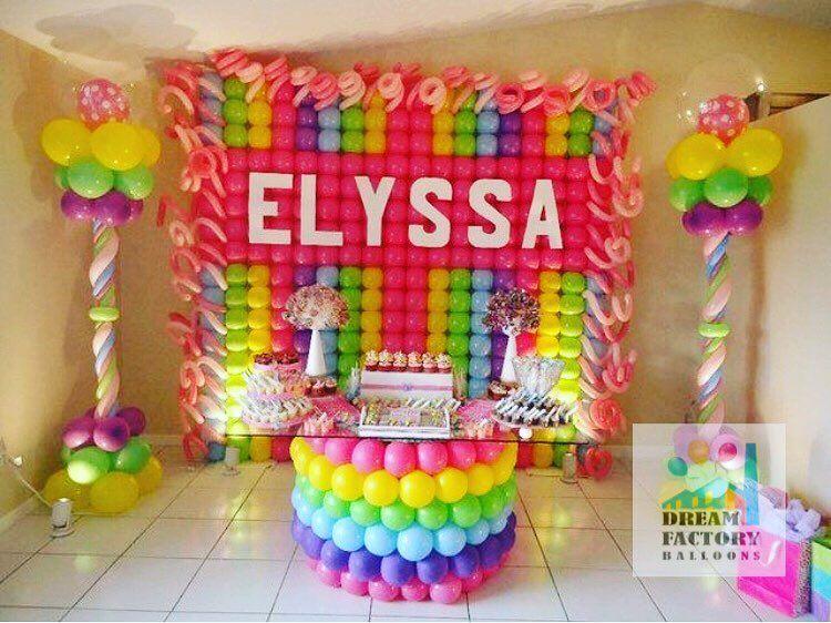 Dream Factory Balloonsさんはinstagramを利用しています Color And Fun Birthday Decor Dreamfactoryballoons Qualate Birthday Balloons Balloon Decorations Balloons