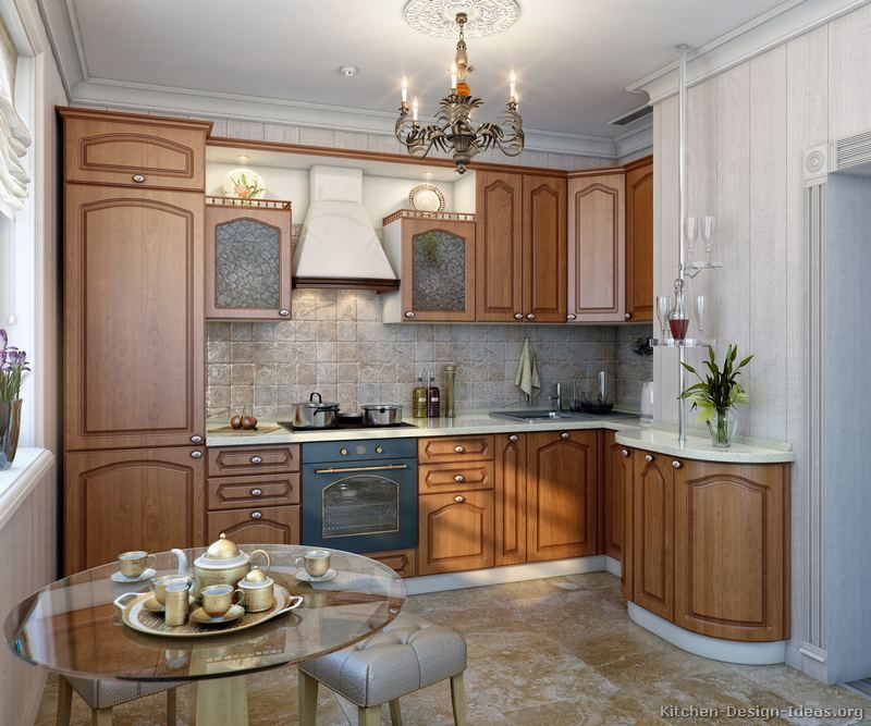 Kitchen Design Brown: #Kitchen Idea Of The Day: Color Me Hungry: Golden-brown