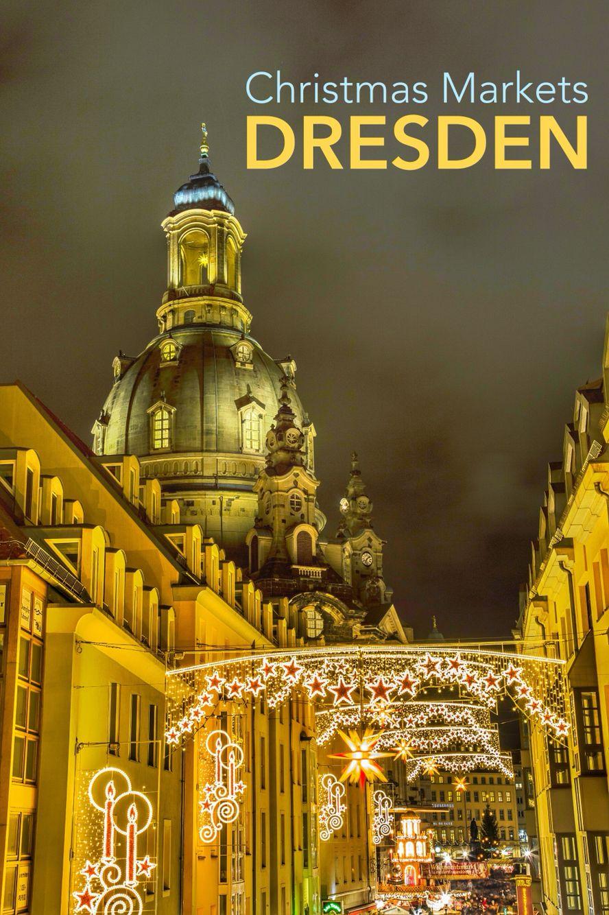 Dresden Christmas Markets exploring the oldest markets