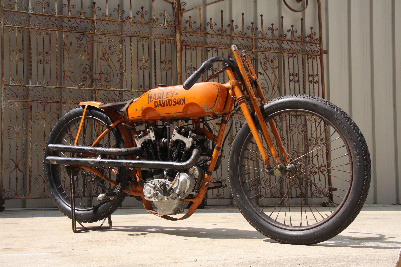 Rare OHV Classic Harley DAH Racer