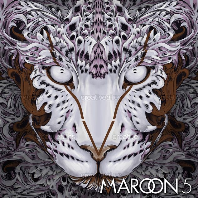 Maroon 5 Greatest Hits Full Album Cover 2017
