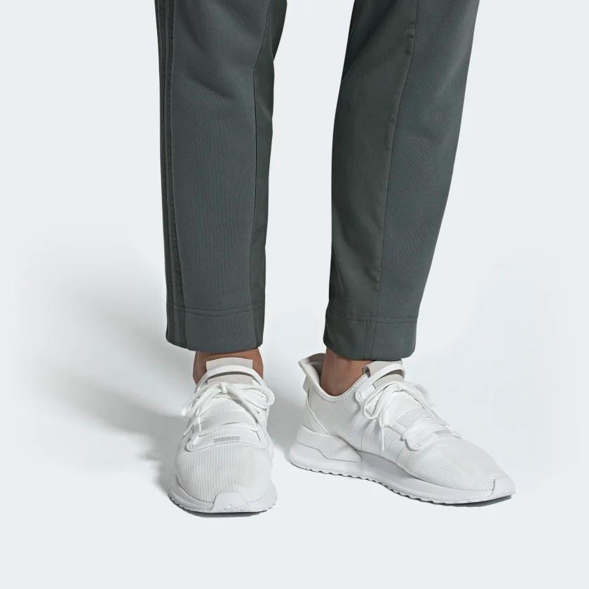 U_Path Run Shoes Cloud White / Cloud White / Cloud White ...