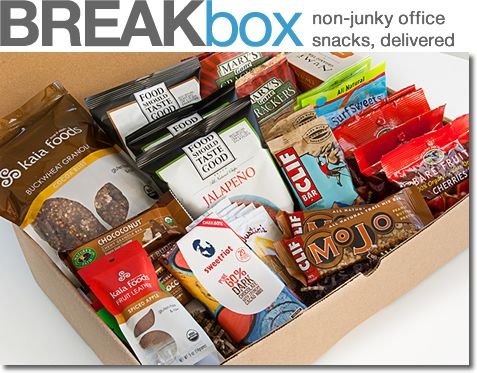 blissmo - blissmo breakbox | join today for healthier, non-junky office snacks, delivered