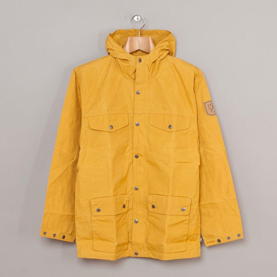 Fjällräven Pinterest Viljan Ochre Clothing in Greenland Jacket OqnpwO1U c4bf0ebf44