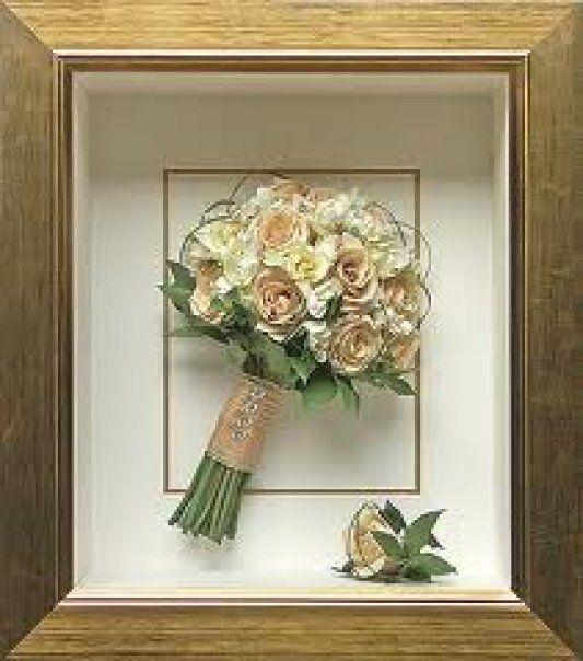 Framed Wedding Bouquets - Google Search