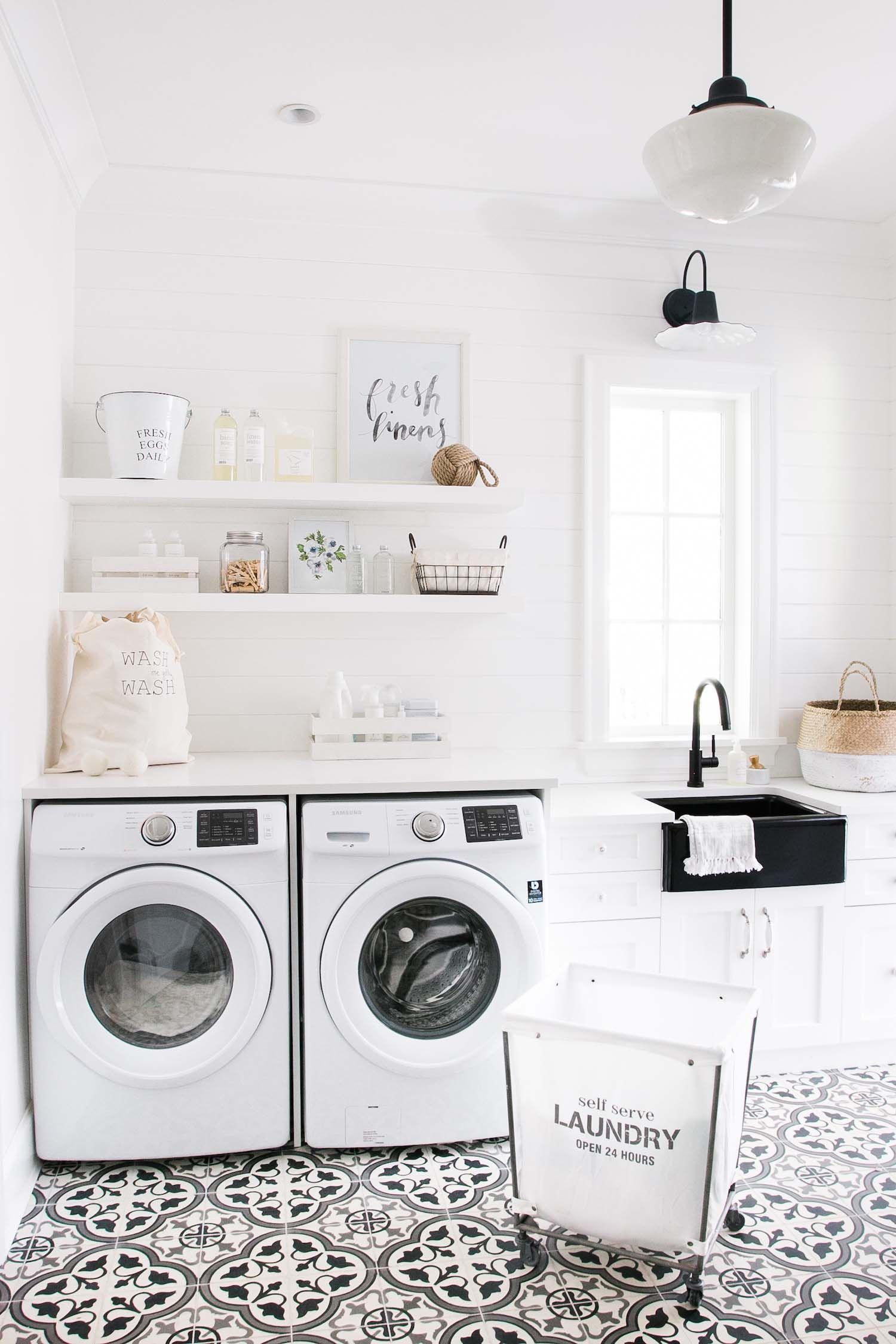Photo of 30+ Unglaublich inspirierende Ideen für Waschküchen im Landhausstil