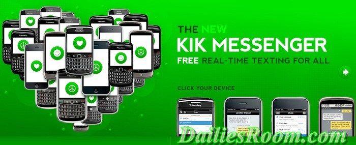 kik messenger app sign up Kik messenger, App