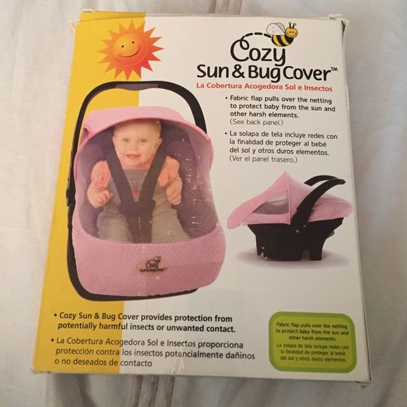 Groovy Sun Bug Cover A Sun Bug Net Cover For Babys Car Seat Ocoug Best Dining Table And Chair Ideas Images Ocougorg
