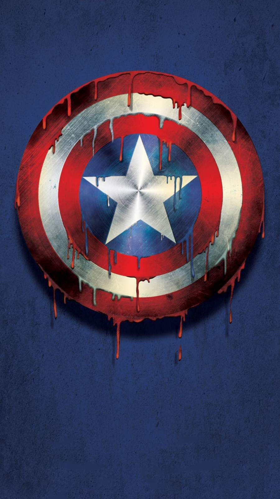 Captain America Shield Melting Iphone Wallpaper Captain America Shield Marvel Iphone Wallpaper Captain America
