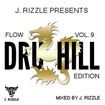 J. Rizzle Presents...FLOW VOL. 9 (Dru Hill Edition)