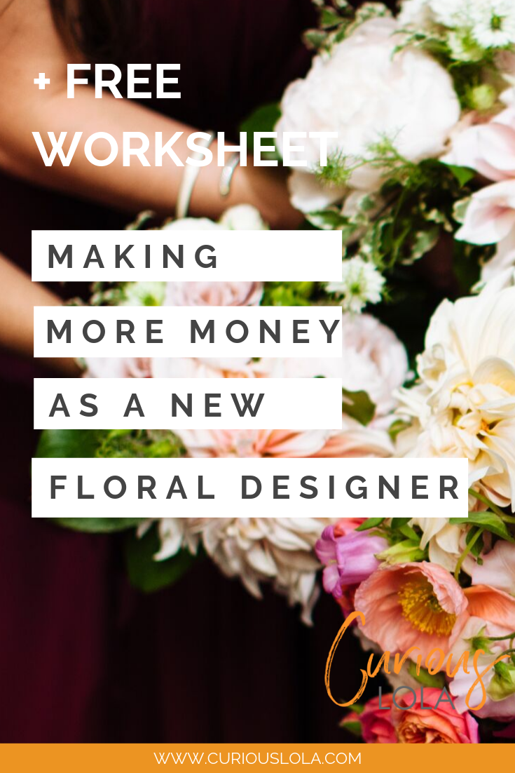 Starting A New Business Is Difficult And Expensive And Floral Shops Are No Exception For A New B In 2020 Flower Business Floral Design Classes Floral Design Business
