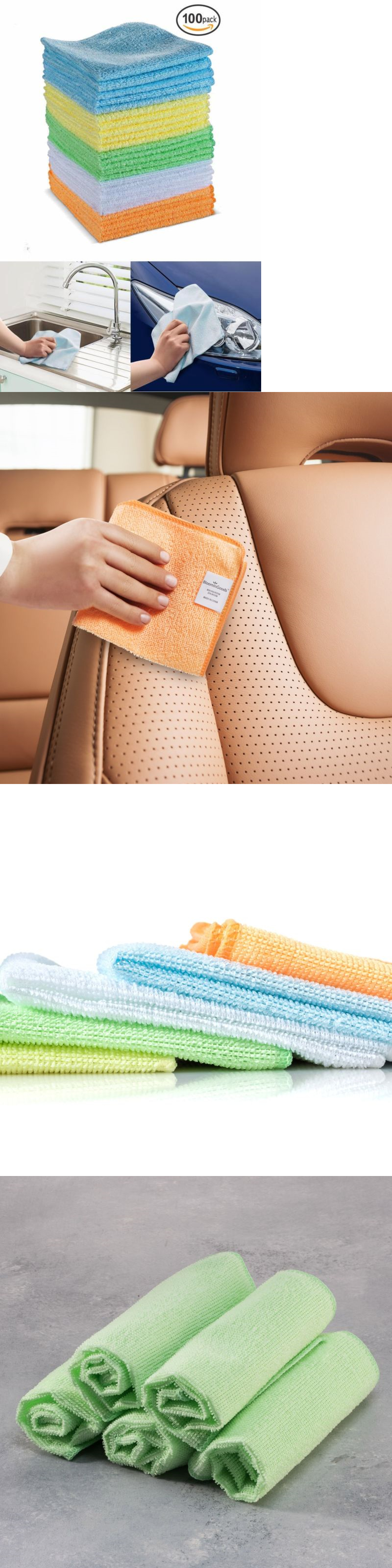 Cleaning towels and cloths microfiber cleaning cloth