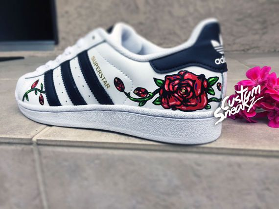 Custom Adidas Superstar for men and women, Adidas custom
