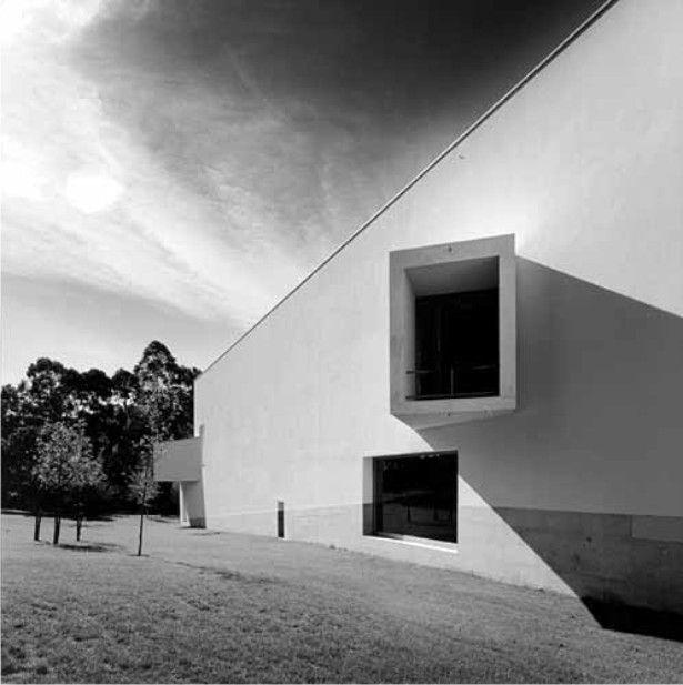 Lvaro siza vieira museu serralves porto portugal for Idee architettura interni