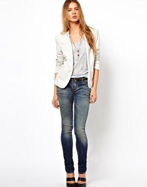 Denham Cleaner Skinny Jeans