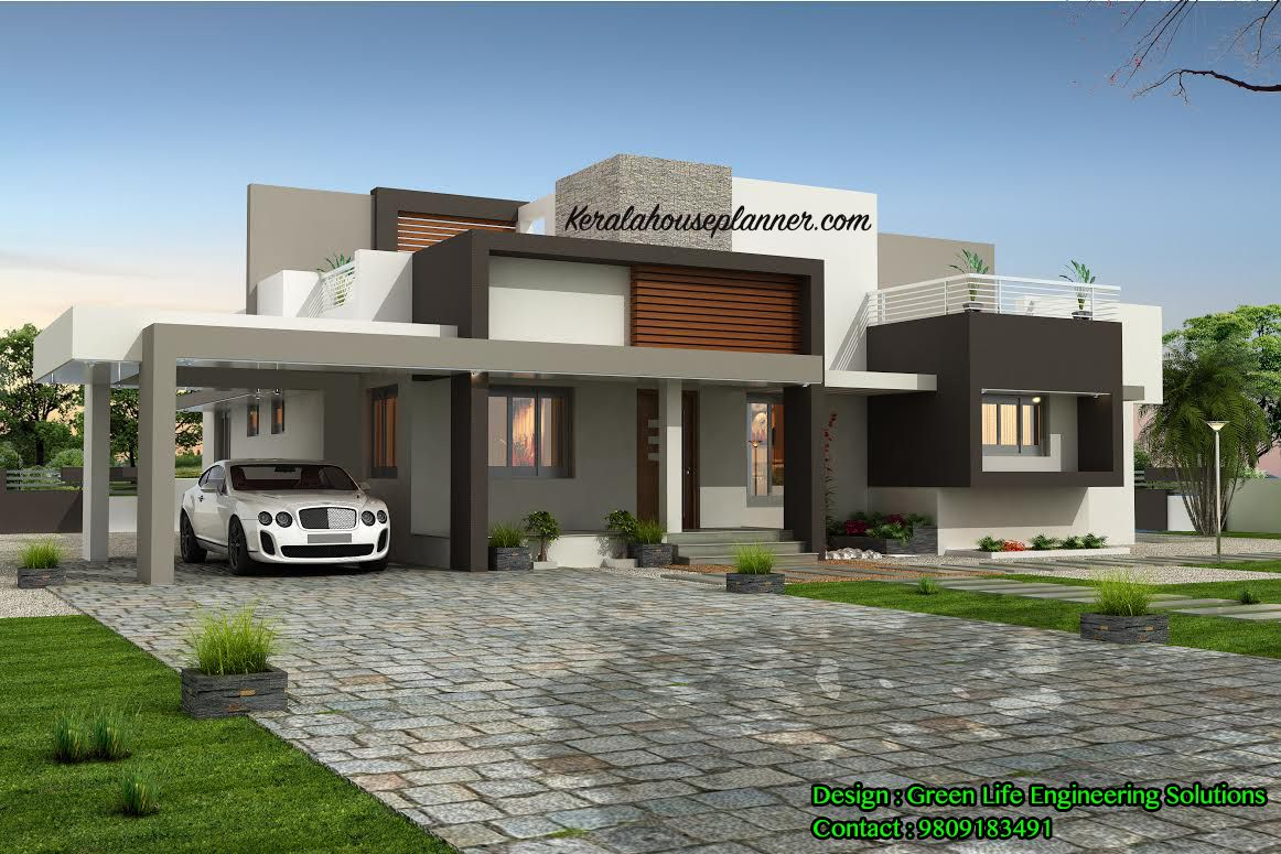 Kerala Style Single Storey 1800 Sq.feet Home Design | Home Appliance | Home  Designs, In And Out. | Pinterest | Kerala, House Extension Design And House  ...