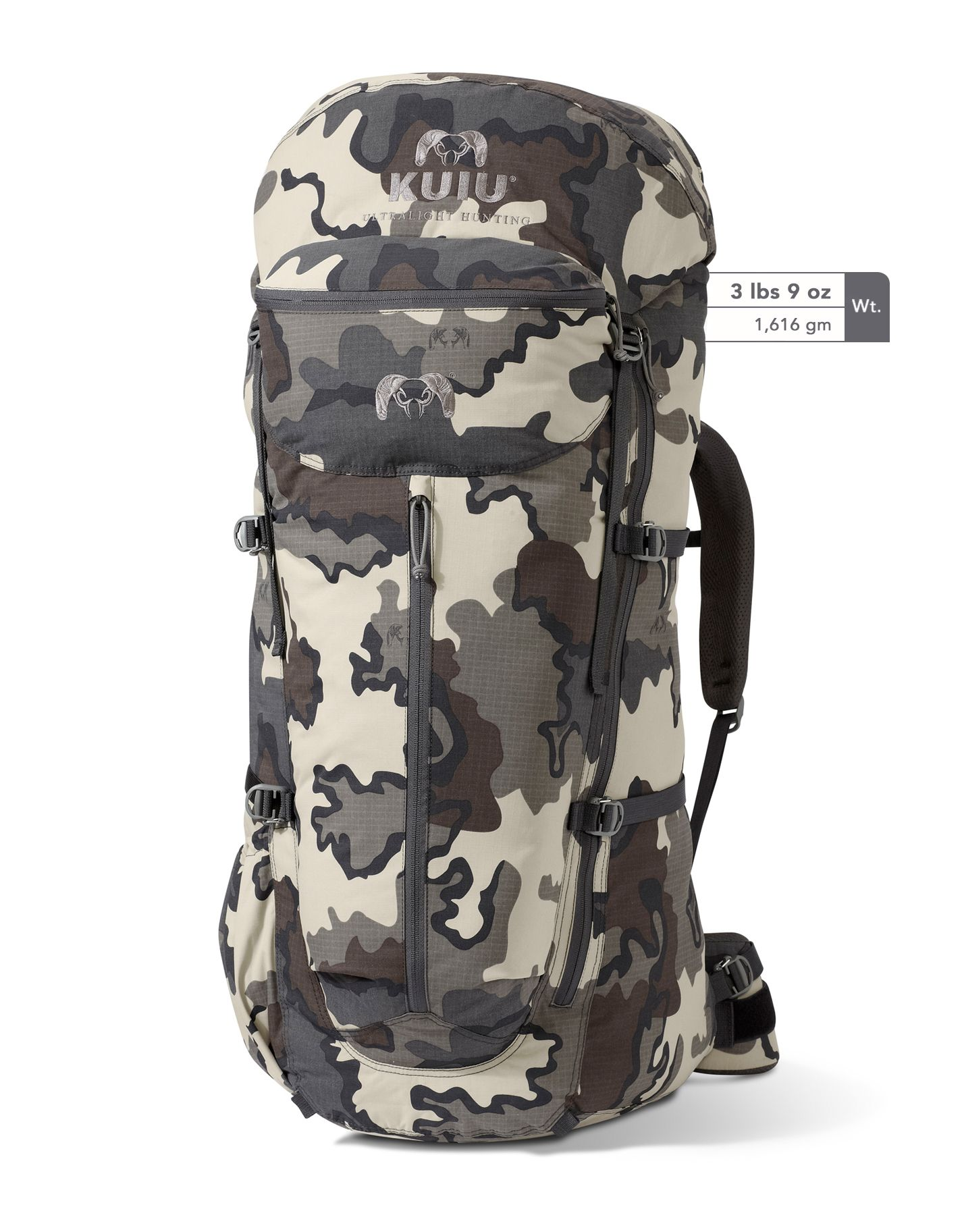 ULTRA 6000, Vias Camo | Kuiu gear | Pinterest | Hunting backpacks ...
