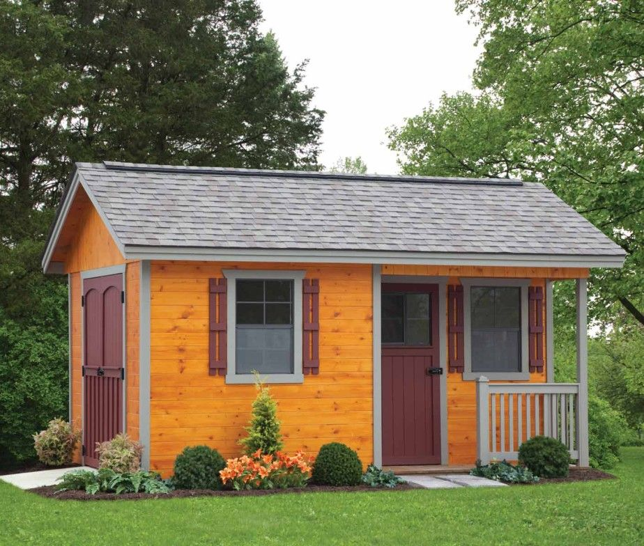 Log+Home+Storage+Shed | Home / Shop / Storage Sheds / Cottage