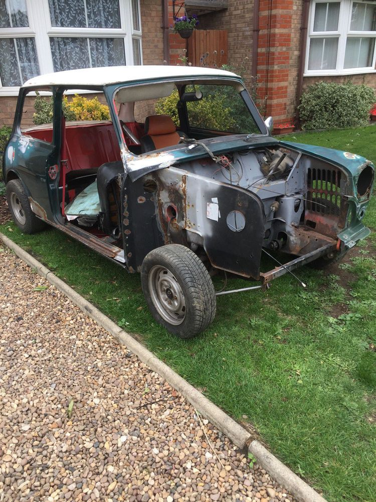 eBay: classic mini 1984 mayfair project   UK Classic Mini